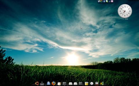 Pretty Ubuntu Desktop
